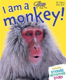 _I am Monkey! 24 pages, softcover.