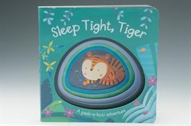 _SLEEP TIGHT TIGER CUT OUT BOARD BOOK