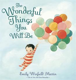 _THE WONDERFUL THINGS YOU WILL BE, HARDCOVER