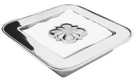 -Casablanca napkin box 8x8 aluminum
