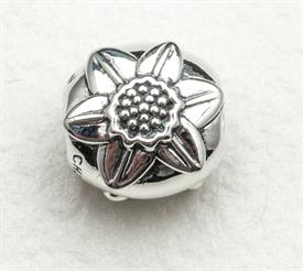 -,MARCH DAFFODIL BEAD
