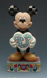 ,_IT'S A BOY MICKEY MOUSE. 5.5""