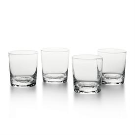 ",_TUMBLER S/4  MADE IN POLAND DISHWASHER SAFE 3.58"" DIAM X4"" H"