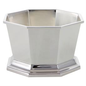 ,_NUT BOWL SILVER PLATED OVER BRASS