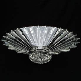 ",BLOSSOM CRYSTAL CENTERPIECE BOWL. 12"" WIDE"