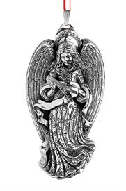 ",_X437 VICTORIA-ANGEL OF SONG, 13TH EDTION. STERLING SILVER. 3.5""IN HEIGHT. PRICE REDUCED ON 11-24-15 WAS: $142.50"