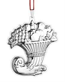 ",_X620 FRANCIS I CORNUCOPIA. 18TH EDITION. STERLING SILVER. 3"" HIGH. AMERICAN MADE. PRICE REDUCED ON 11-24-15 FROM $101.25"