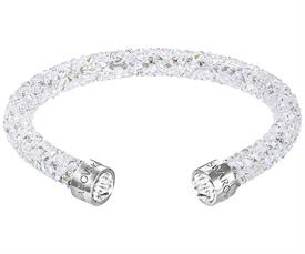 -5250072 CRYSTALDUST CUFF IN WHITE, MEDIUM