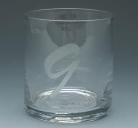 _TUMBLERS AMADOR SET/12  NUMBERS 1 THRU 12 ON EACH GLASS.