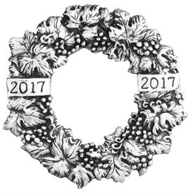 _,2017 WREATH ORNAMENT