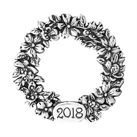 _,2018 WREATH ORNAMENT