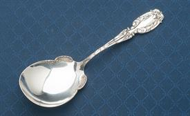 "FRANK WHITING BERRY SERVING SPOON 3.40 TROY OUNCES OF SILVER SILVER 8.6"" LONG"