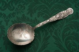 ",BERRY SERVER STERLING by Joseph B Knowles, 1850, 8.5"" LONG MONOGRAMMED ON BACK ""KL"" 2.30 TROY OUNCES"