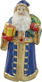 _,TT2215 SANTA CLAUS, TRADITIONAL BLUE SUIT