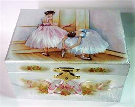 -,#1 BALLERINA MUSIC BOX