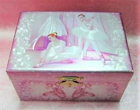 -,#4 BALLERINA MUSIC BOX