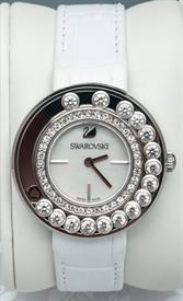 -LOVELY CRYSTAL WHITE WATCH