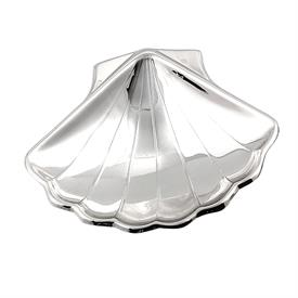-01027 STERLING SILVER BAPTISMAL SHELL