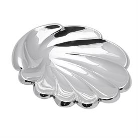 -C91880 STERLING SILVER BAPTISMAL SHELL