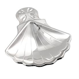 -01026 STERLING SILVER BAPTISMAL SHELL