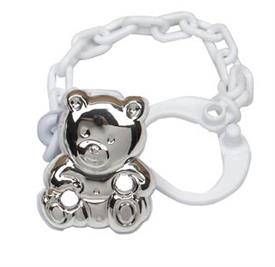 -$LIL' BEAR CUB. .925 STERLING SILVER, MADE IN SPAIN.