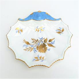 ,SHELLEY 'OLD MILL' TEA CUP & SAUCER IN GAINSBOROUGH SHAPE. CA. 1945-1966