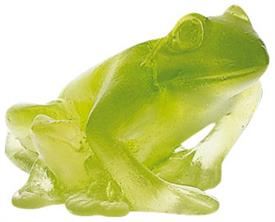 "-,ACID GREEN TREE FROG 2 3/4 L X 2"" W"