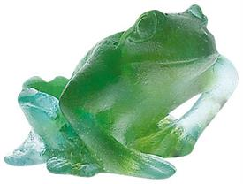 ",-TURQUOISE TREE FROG 2 3/4"" L X 2""W"