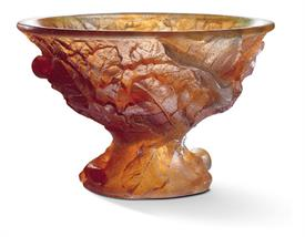 "-,SMALL FIG BOWL. 4.2"" TALL, 6.4"" WIDE"