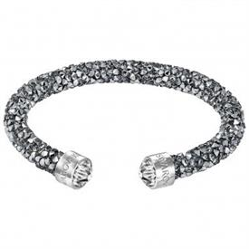 -,5250071 CRYSTALDUST CUFF IN GRAY, MEDIUM