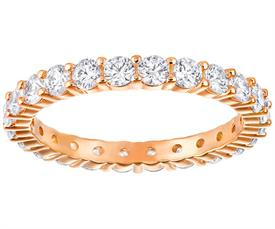 _,5237740 VITTORE ROSE GOLD RING, SZ 5