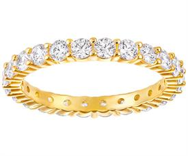 -5240577 VITTORE YELLOW GOLD RING, SZ 5