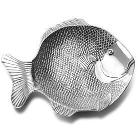 ",-FISH SERVER, 19.2"" X 14.2"" WIDE."