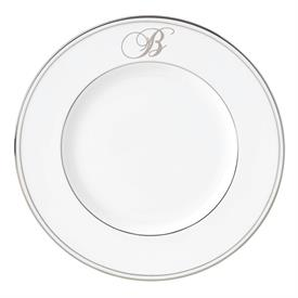 "-'B' IN SCRIPT, 9.4"" ACCENT PLATE"