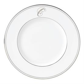 "-'C' IN SCRIPT, 9.4"" ACCENT PLATE"