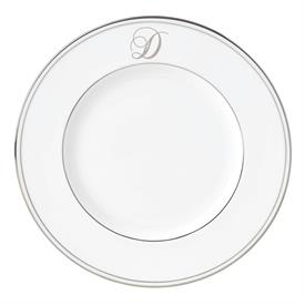 "-'D' IN SCRIPT, 9.4"" ACCENT PLATE"