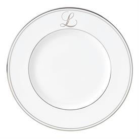 "-'L' IN SCRIPT. 9.4"" ACCENT PLATE"