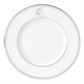 "-'Q' IN SCRIPT, 9.4"" ACCENT PLATE"
