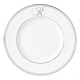 "-'R' IN SCRIPT, 9.4"" ACCENT PLATE"