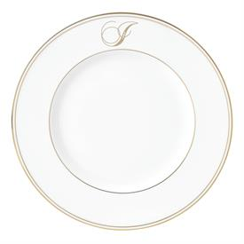 "-,'I' IN SCRIPT, 9.4"" ACCENT PLATE"