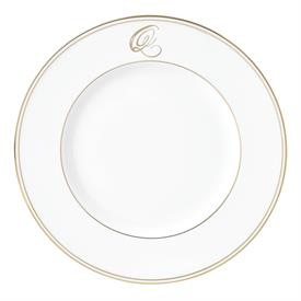 "-,'Q' IN SCRIPT, 9.4"" ACCENT PLATE"