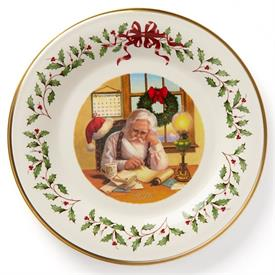 _2016 HOLIDAY PLATE. 26TH EDITION. MSRP $120.00