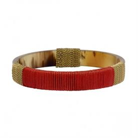 -BARCELONA BANGLE IN RED