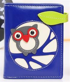 -BLUE OWL WALLET