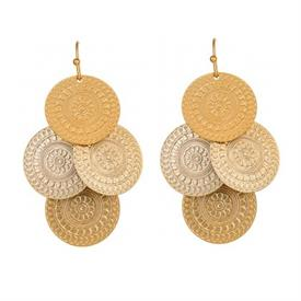 _E1263G 7.59 BIN EARRINGS, PROMO
