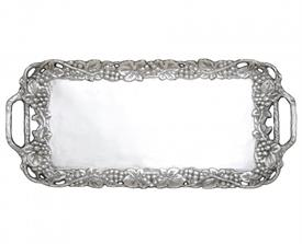 """-SERVING TRAY. 21"""" LONG, 10"""" WIDE"""