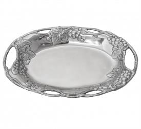 "-OVAL TRAY. 13.5"" LONG, 9"" WIDE"