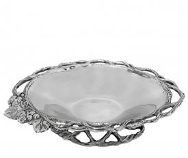"-OPEN VINE VEGETABLE DISH. 11.5"" LONG, 8"" WIDE, 3"" TALL"