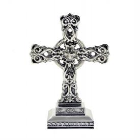 "-,RENAISSANCE CROSS. 7.75"" TALL, 5.25"" WIDE"