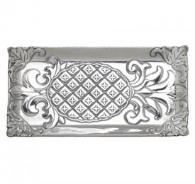"-PINEAPPLE BREAD TRAY. 12"" LONG, 6"" WIDE"